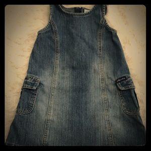 EUC Denim Dress